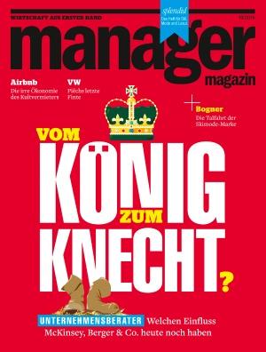 """Manager Magazin: """"Ticken wir eigentlich noch ganz richtig?"""""""