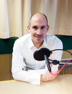 Jonas Geissler Bayern2 Notizbuch Interview